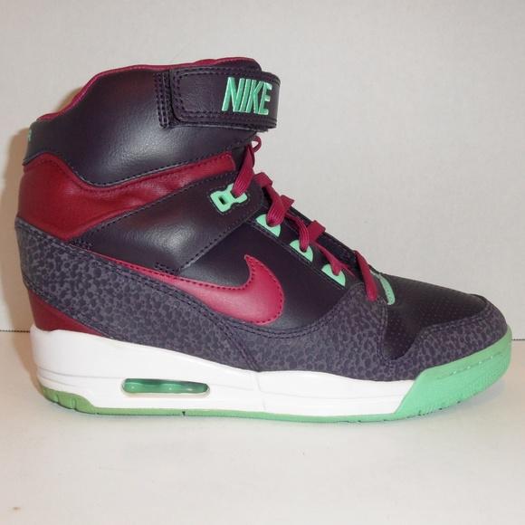 Nike Air Revolution Sky High Hi Women's Size 10